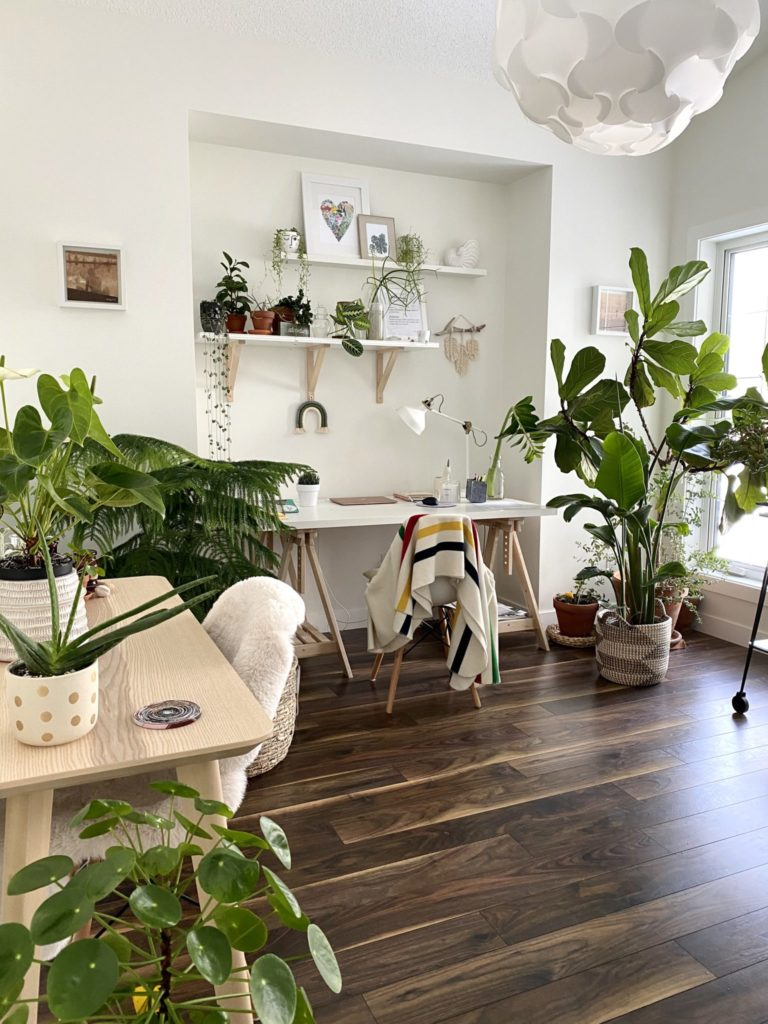 32 Unique Plant Decorating Ideas For Your Home   My Tasteful Space